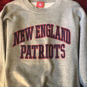 New England Patriots Crewneck